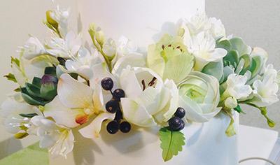 Curso avanzado de flores en azúcar