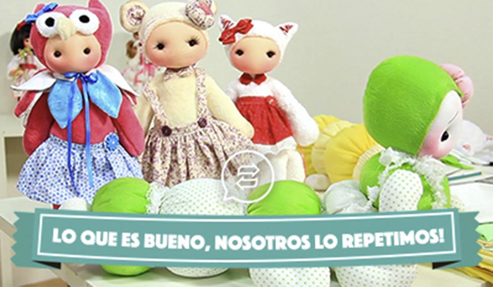 Fidelina: muñecas con alma y corazón