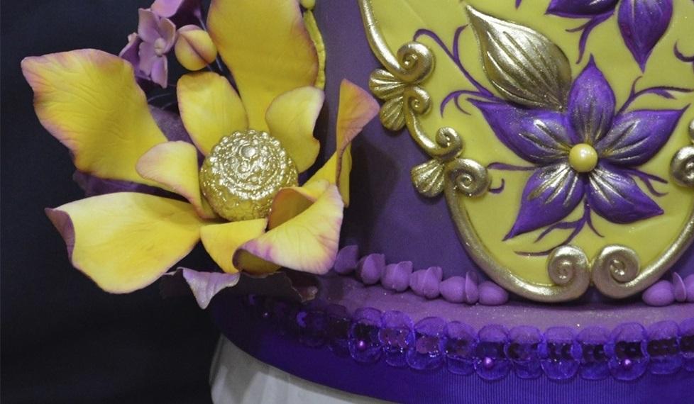 Técnicas de decoración de pasteles
