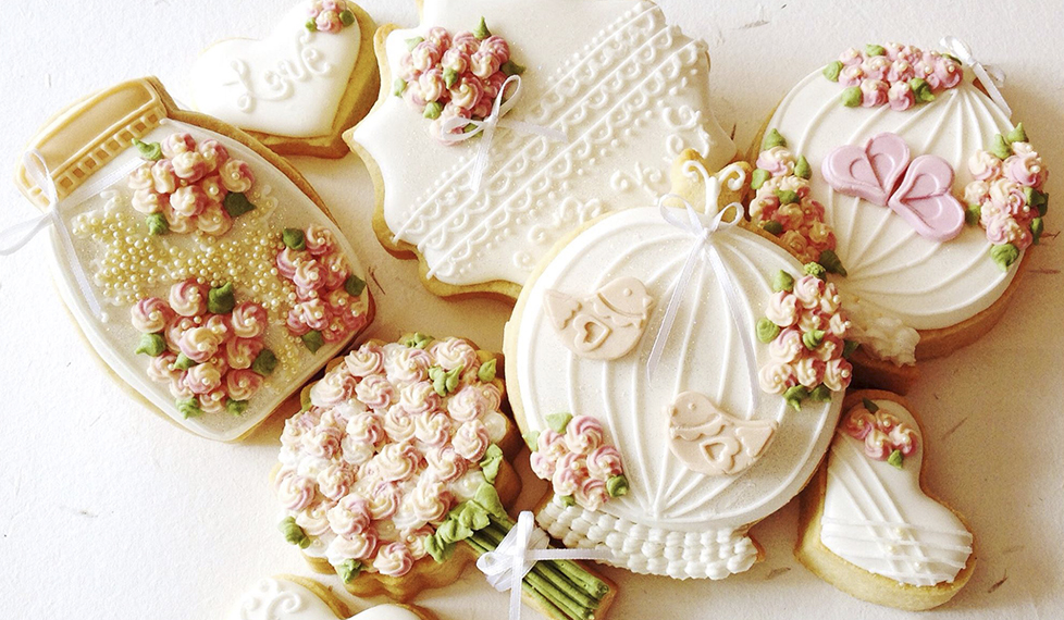 Galletas decoradas para celebraciones especiales