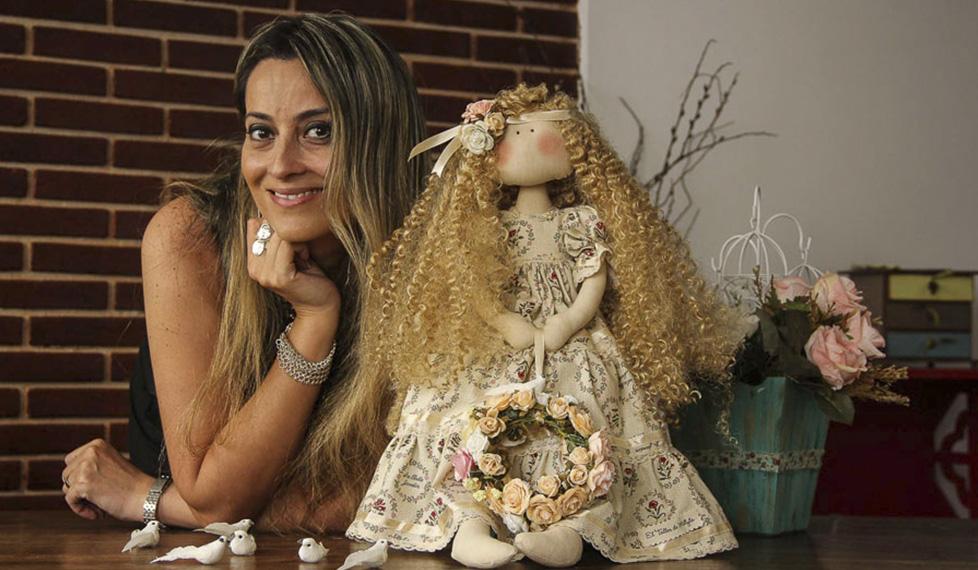 Muñecas sweet de Millyta