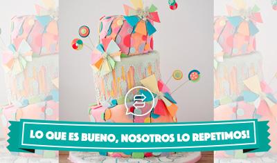 Diseño de pasteles para todos, con Colette Peters