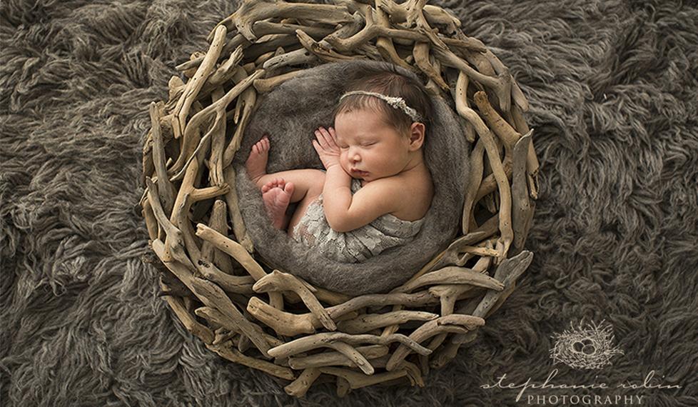 Masterclass: fotografía de recién nacidos, con Stephanie Robin