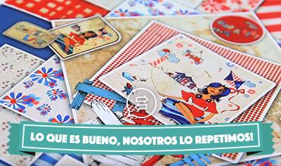 Scrapbook: ilustraciones, creaciones y diseños