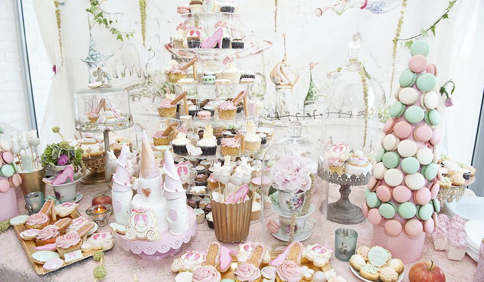 Recetas infalibles para mesas dulces y candy bar