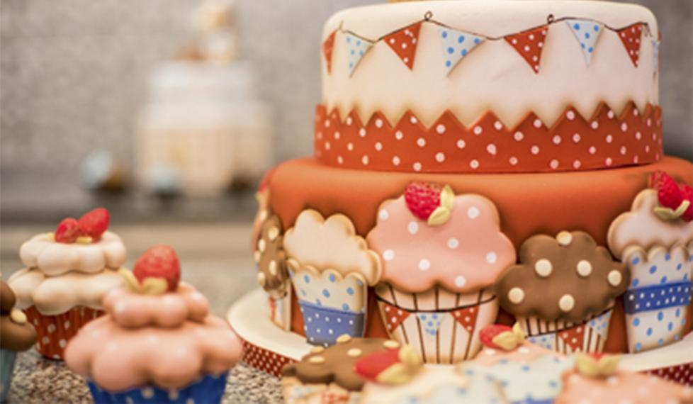 Decoración de pasteles infantiles, con Marcela Capó