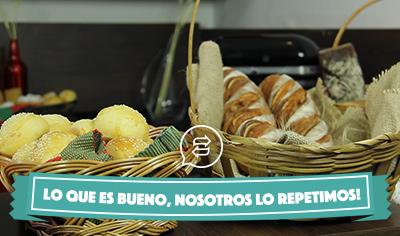Panadería Mexicana y Europea