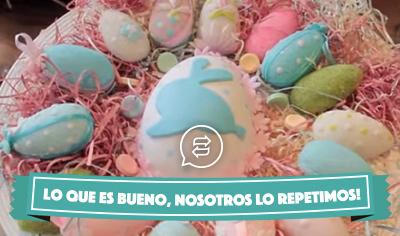 Porcelana fría: Pascua encantada con Eva Benavente